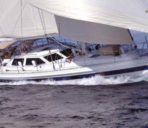 Sailing yacht _ 500gt